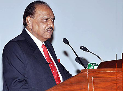 Mamnoon Hussain – Daily Pakistan