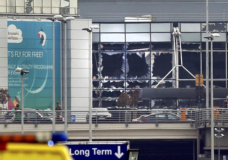 ISIS Brussels Attack