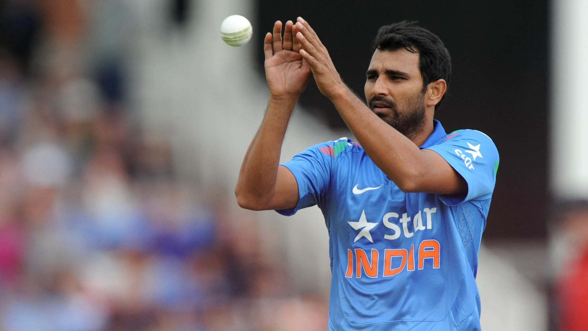 Mohammed Shaami - World Cup T20