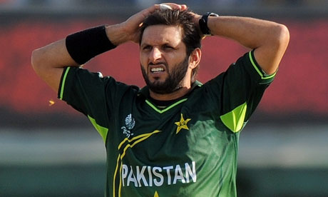 Shahid Afridi might lose his captaincy