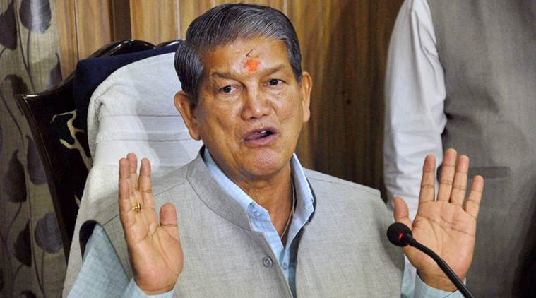 President rule in Uttarakhand
