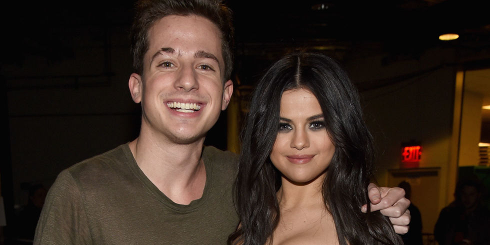 Selena Gomez and Charlie Puth