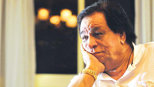 Kader Khan died