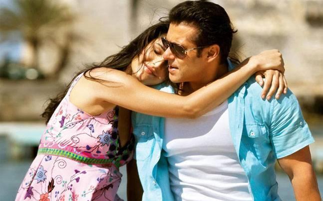 Katrina Kaif on Salman Khan