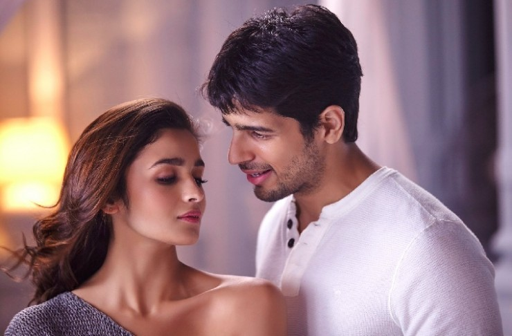 Alia Bhatt and Sidharth Kapoor