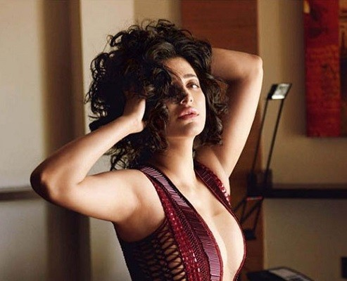 Shruti-Haasan GQ Photoshoot