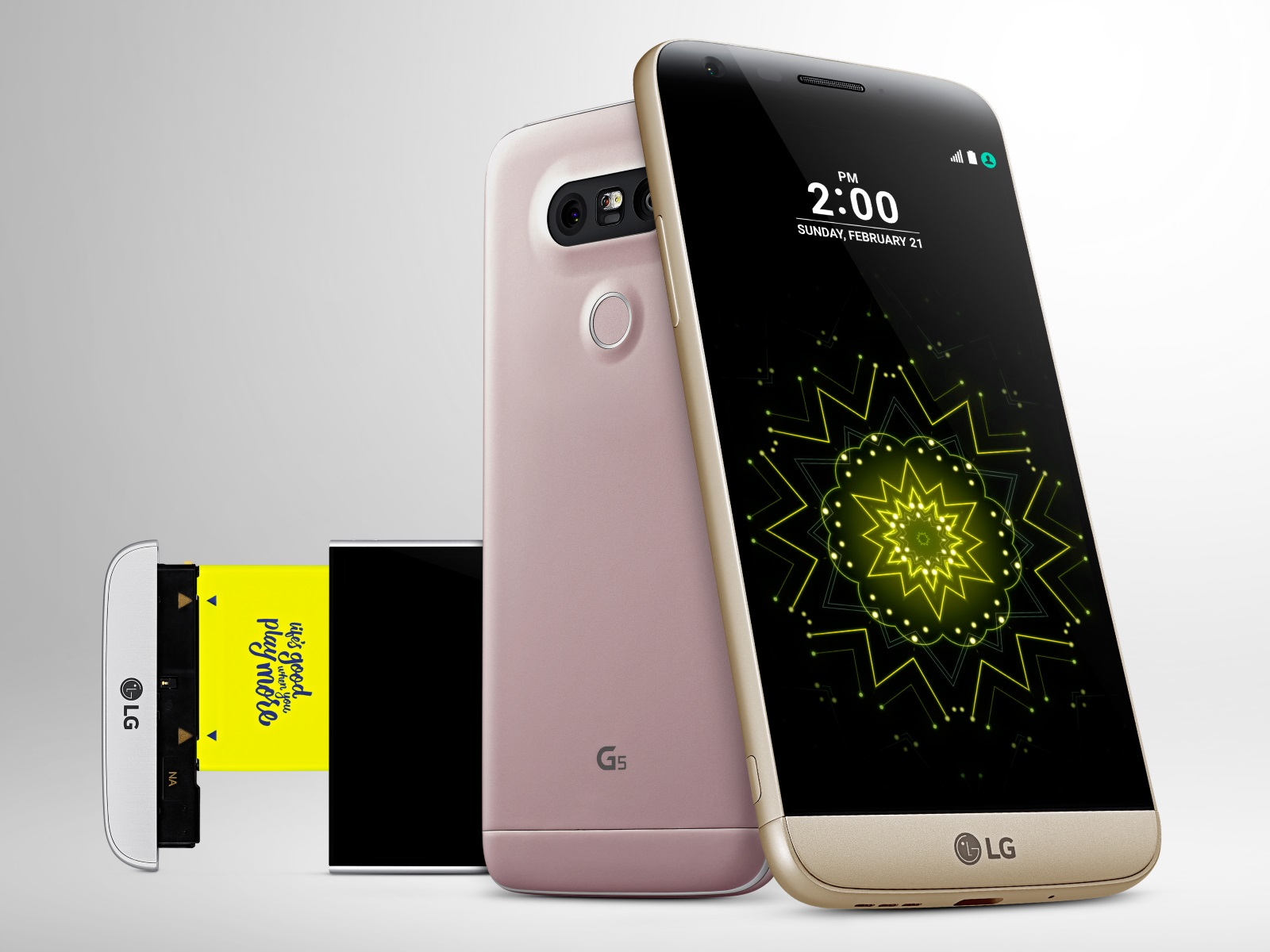 LG G5 Booking