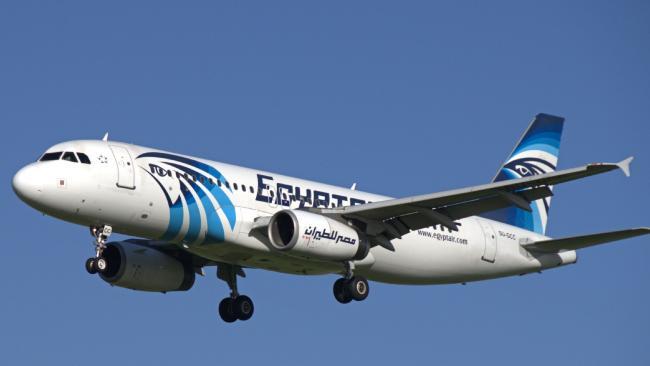 EgyptAir MS804 Black Box
