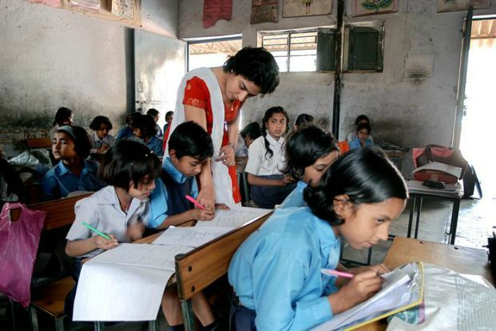 no jeans for haryana teachers