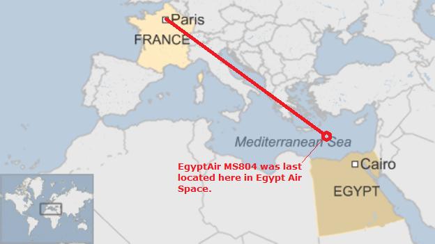 Paris to Cairo