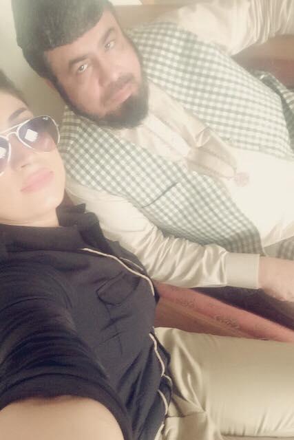 Qadeel Baloch and Mufti Addul Naqvi