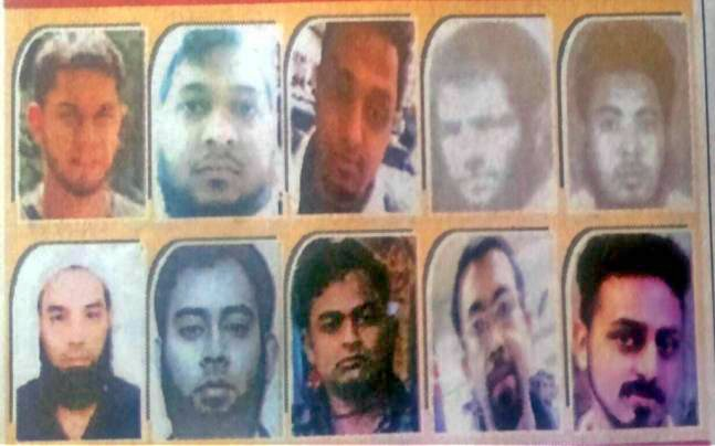 ISIS Terrorists in India