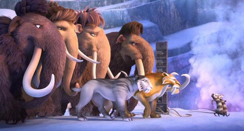 Ice Age Collison Course 2