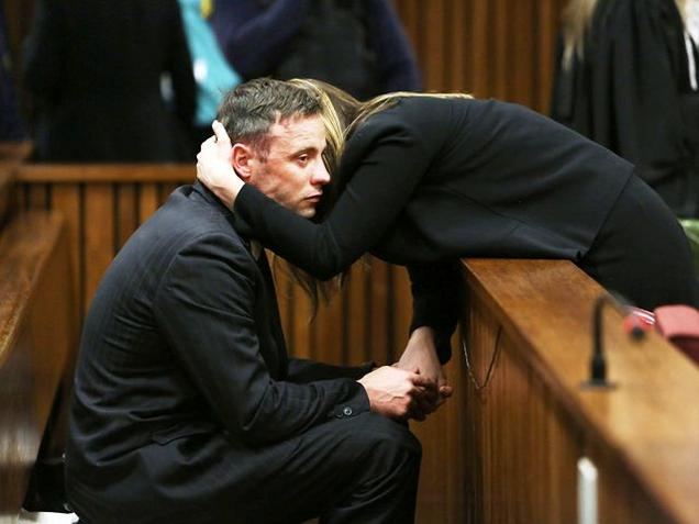 Oscar Pistorius - Photo Reuters