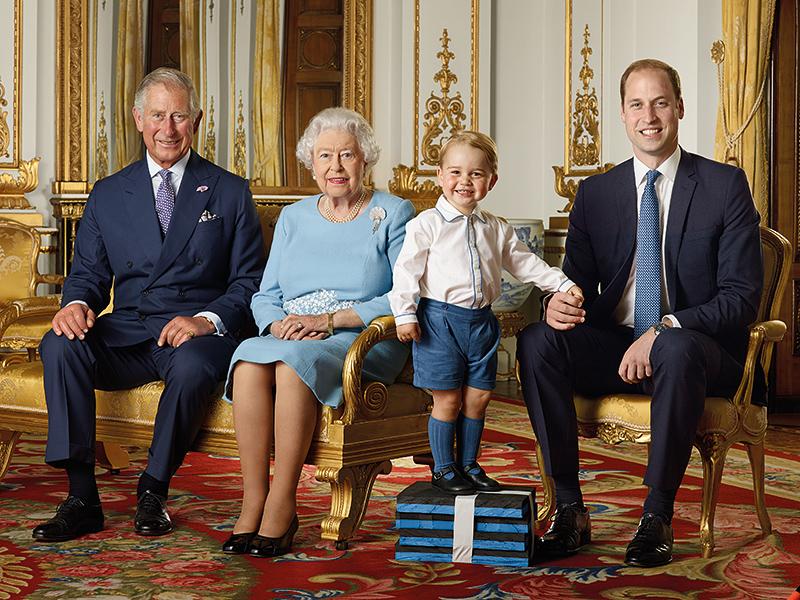 Prince George 7