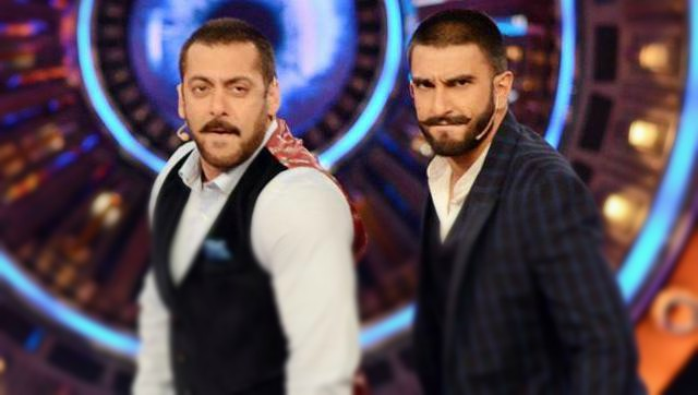Salman Khan Ranveer Singh - The Asian Herald