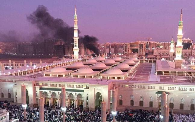 medina blast