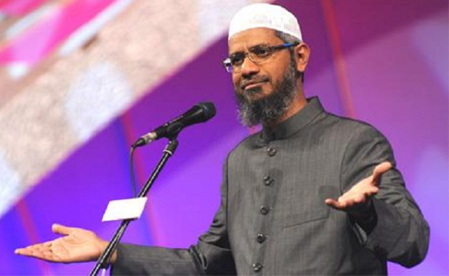 Clean Chit to Zakir Naik