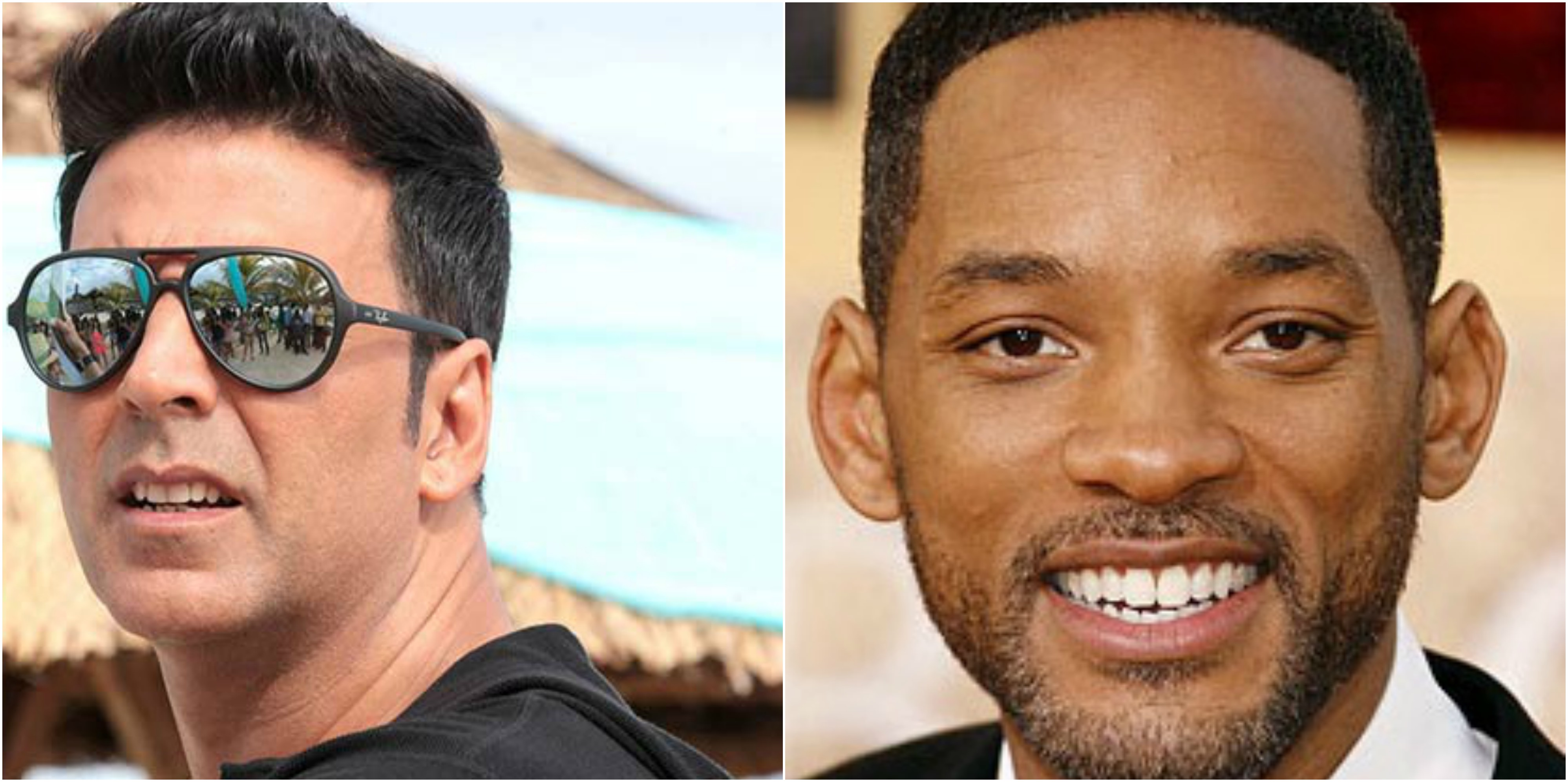 Akshay Kumar Will Smith Party