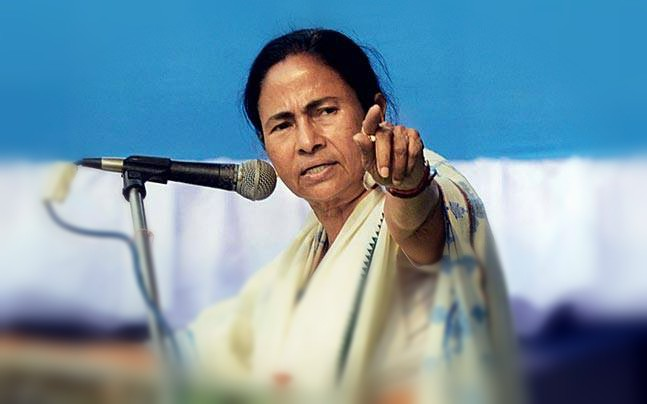 Rajnath speaks to Mamata on flare-up