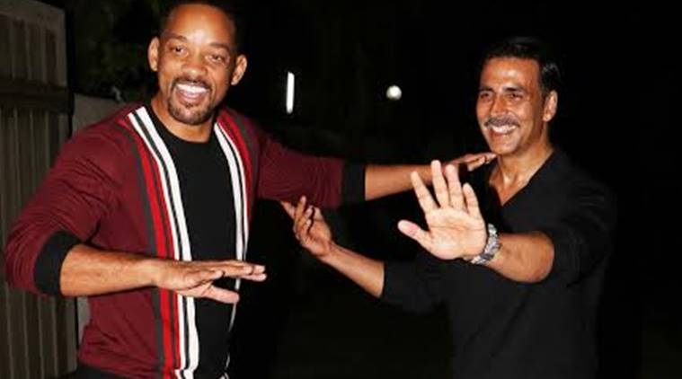 Akshay Kumar Will Smith