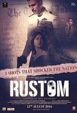 Rustom Poster
