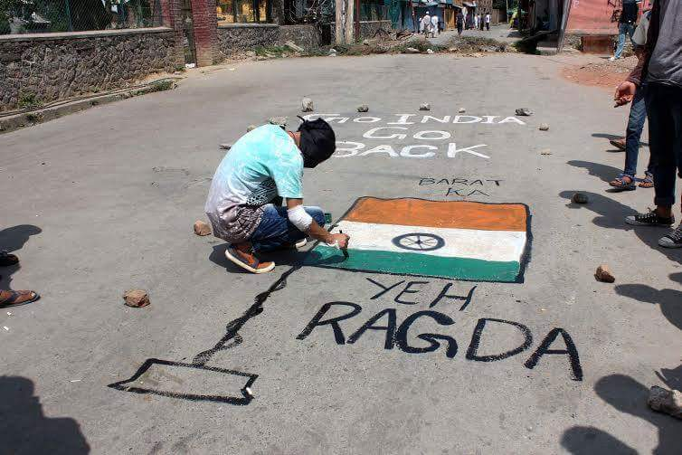 Anti India Kashmir
