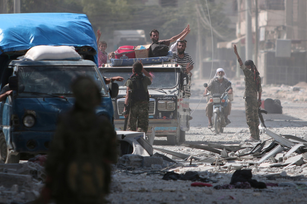 Civilians Greeting