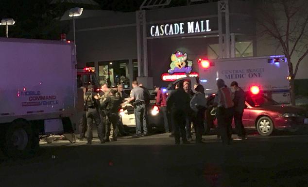 Cascade Mall Shooting