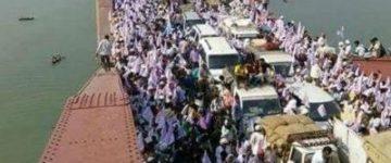 Varanasi Stampede