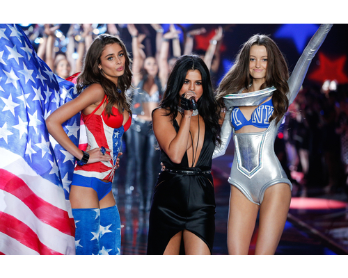 Victoria's Secret Fashion Show Selena Gomez 2015