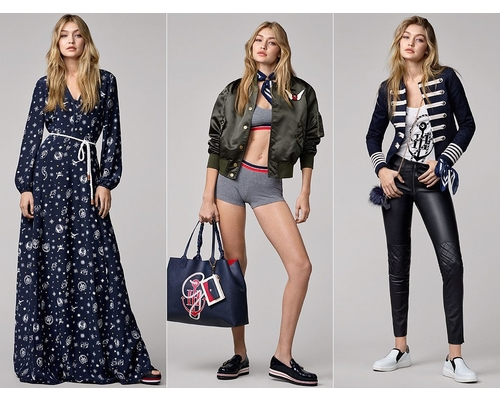 Tommy Hilfiger Gigi Hadid 2016 collection