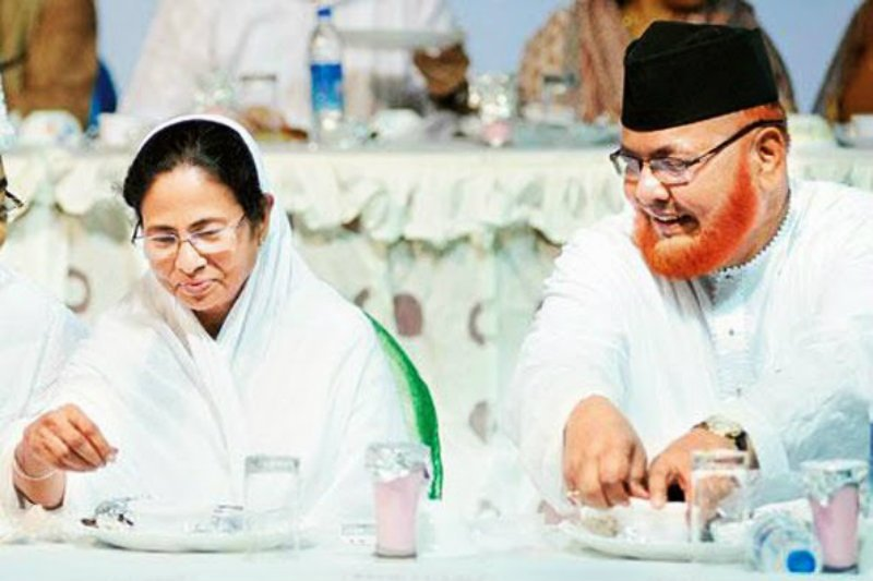 Controversial cleric Barkati sacked as head of Tipu Sultan