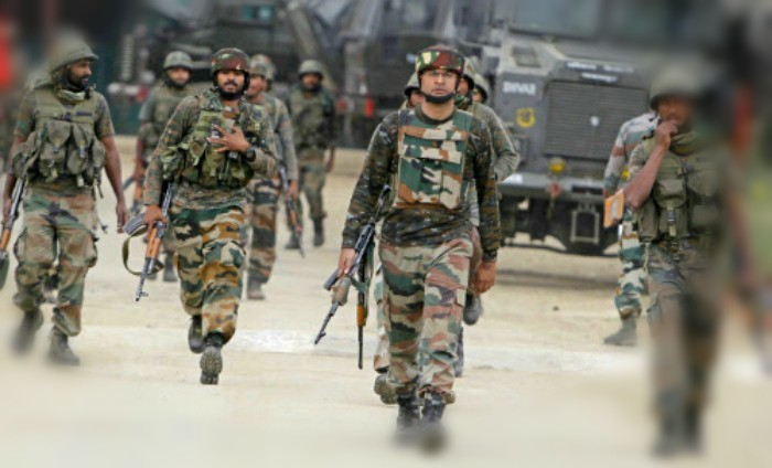 Soldiers killed in Kashmir