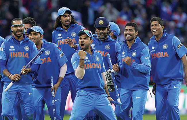 Indian Cricket Team to Participate in Champions Trophy ...
