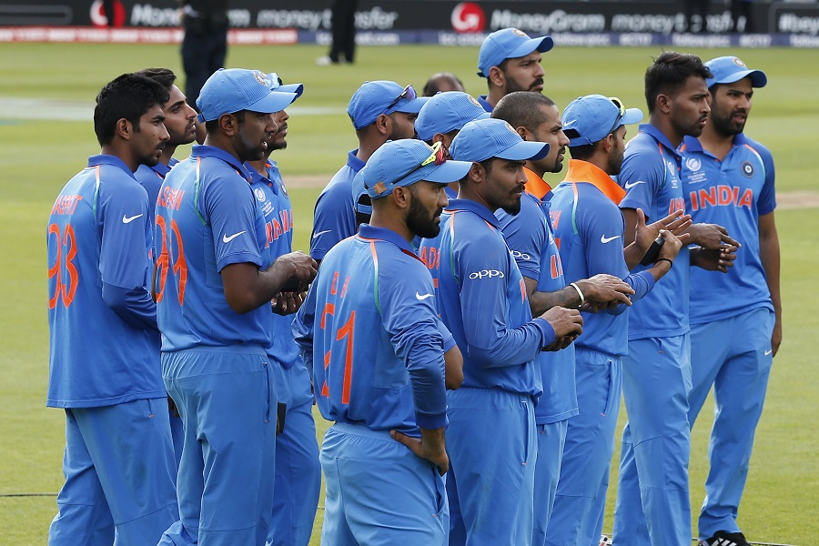 Kohli, Dhawan and Bhuvneshwar Make ICC Champions Trophy Team