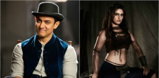 Aamir Khan Fatima Sana Sheikh