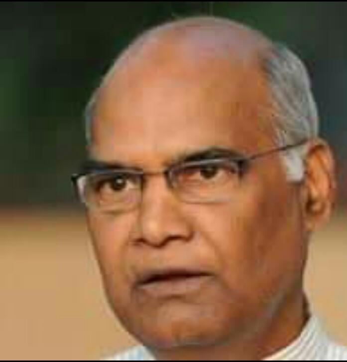 Ram Nath Kovind new Prez