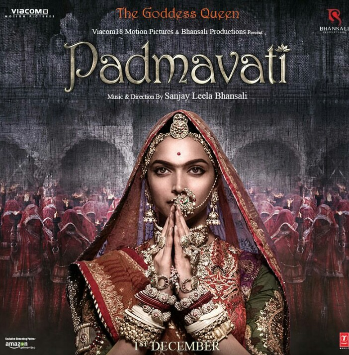Before Padmavati arrives, Ranveer-Deepika-Shahid tease with film logo