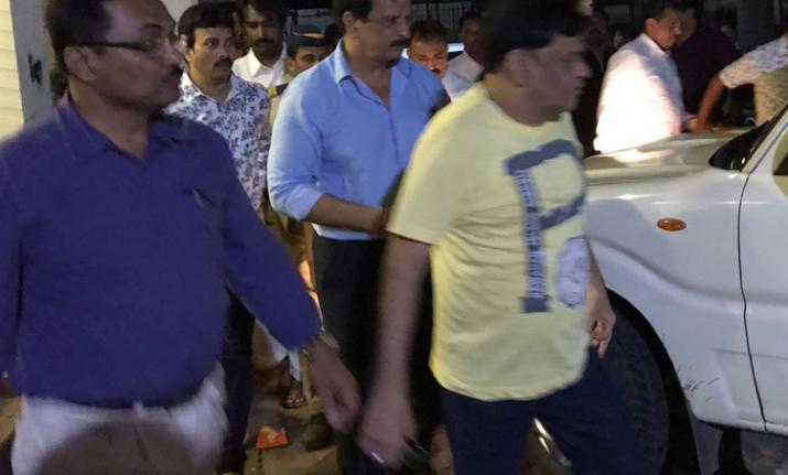 Iqbal Kaskar arrested by Thane Police – Extortion Charges
