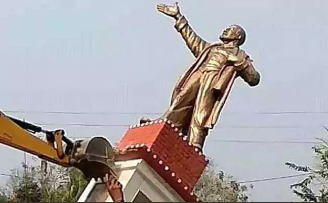 PM Modi disapproves vandalism of statues; MHA asks states to act strongly