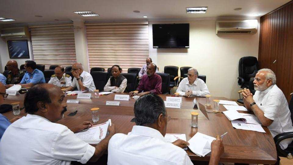 846,680 people in relief camps: Kerala CM