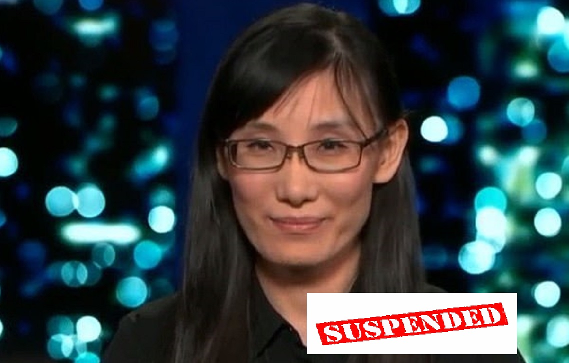 Li-Meng Yan Twitter Account Suspended